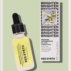 🆕 RED EARTH Brighten Concentrate Oil deluxe sized